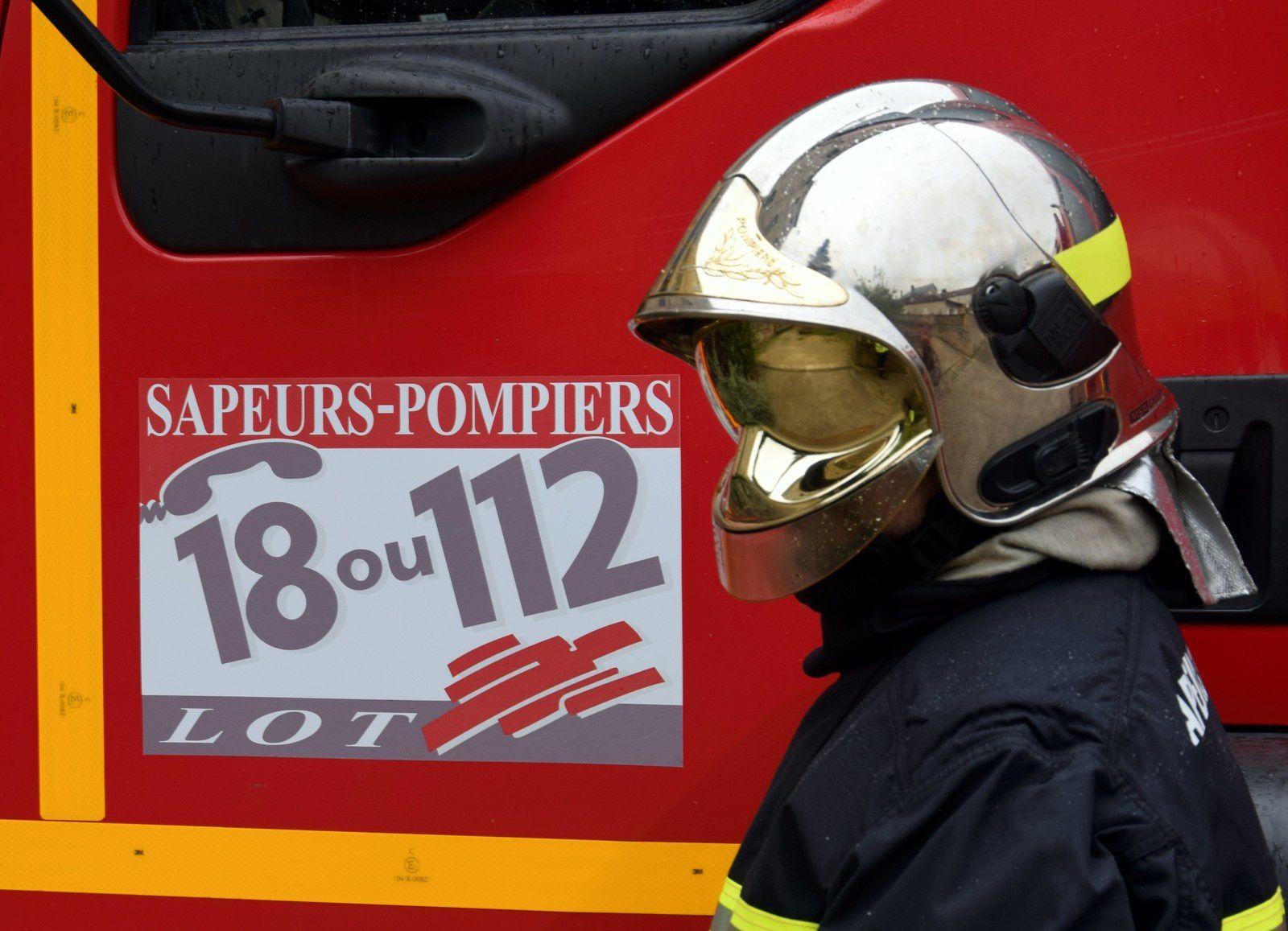 Lot (46) - Un enfant sauvé grâce a la «GRANDE» chaîne des secours