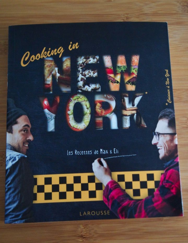 Cooking in New York (giveaway inside)