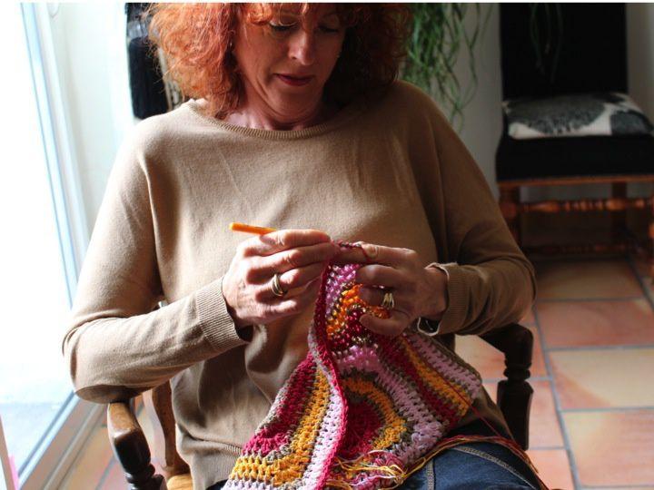 Pratiquer le crochet