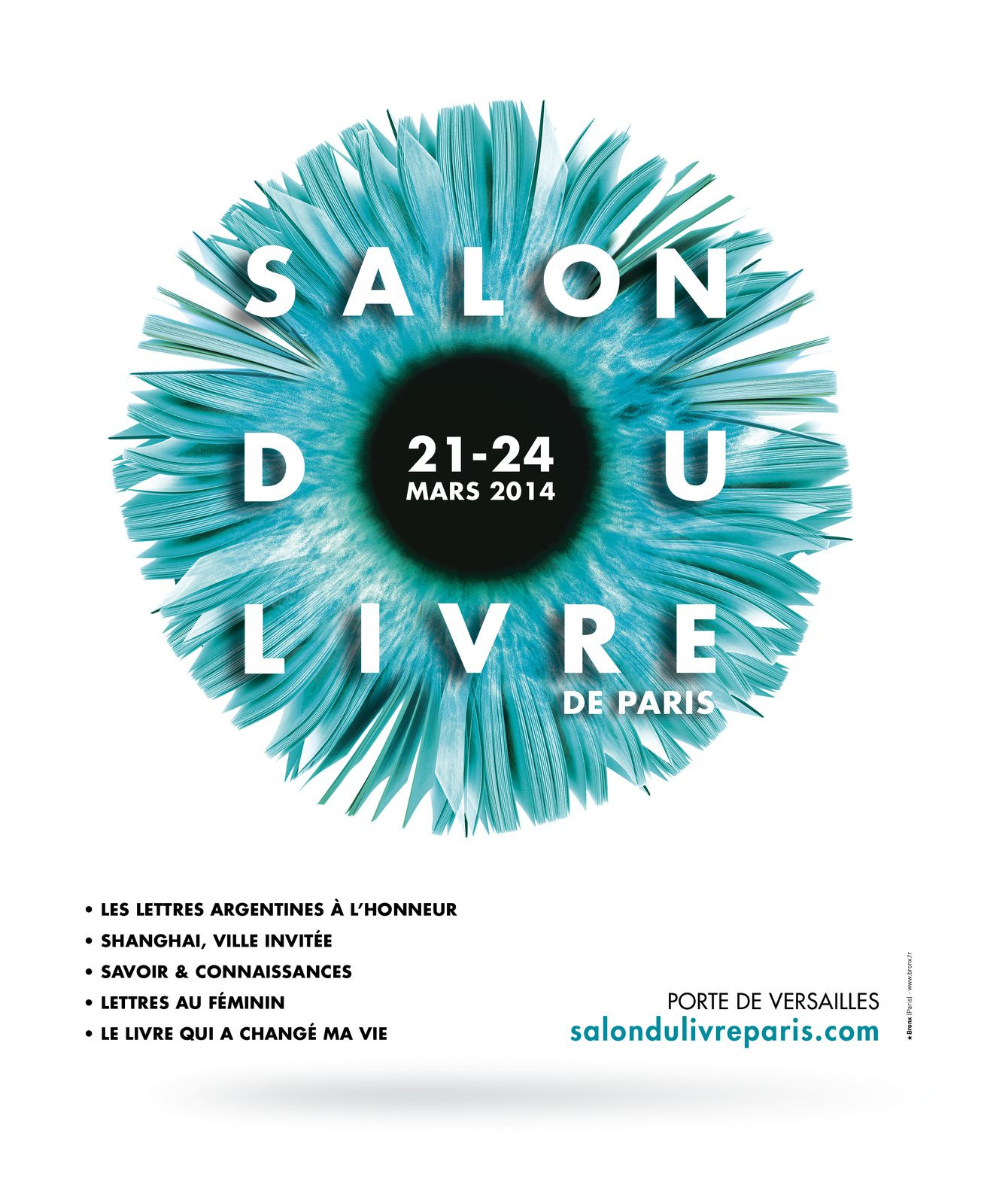 Salon du livre 2014 (giveaway inside)