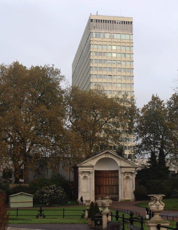 Lancaster hotel in london