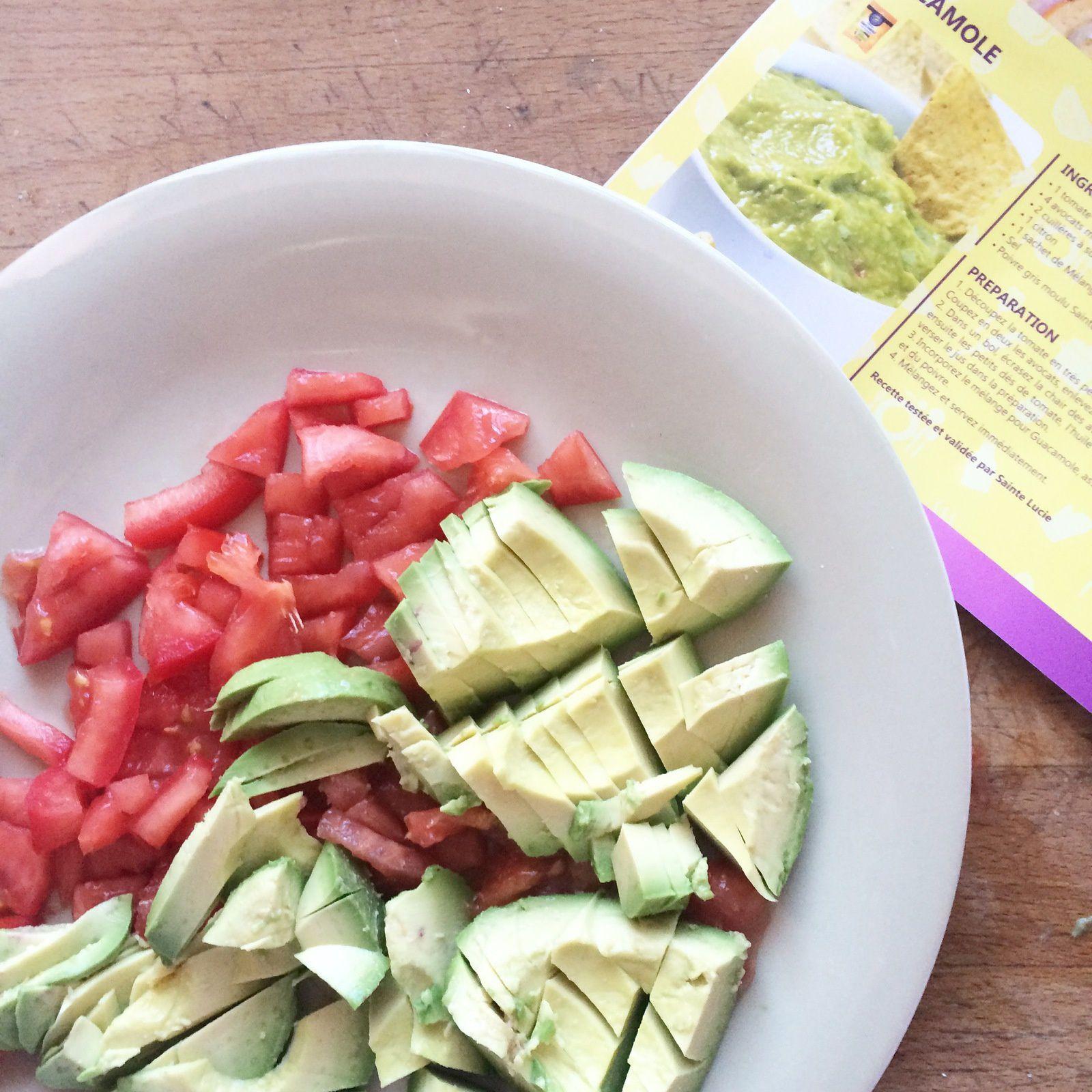 Degustabox et recette de Guacamole