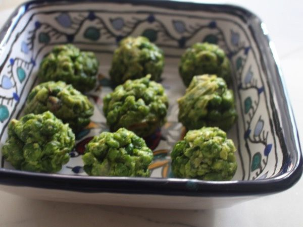 Green boulettes