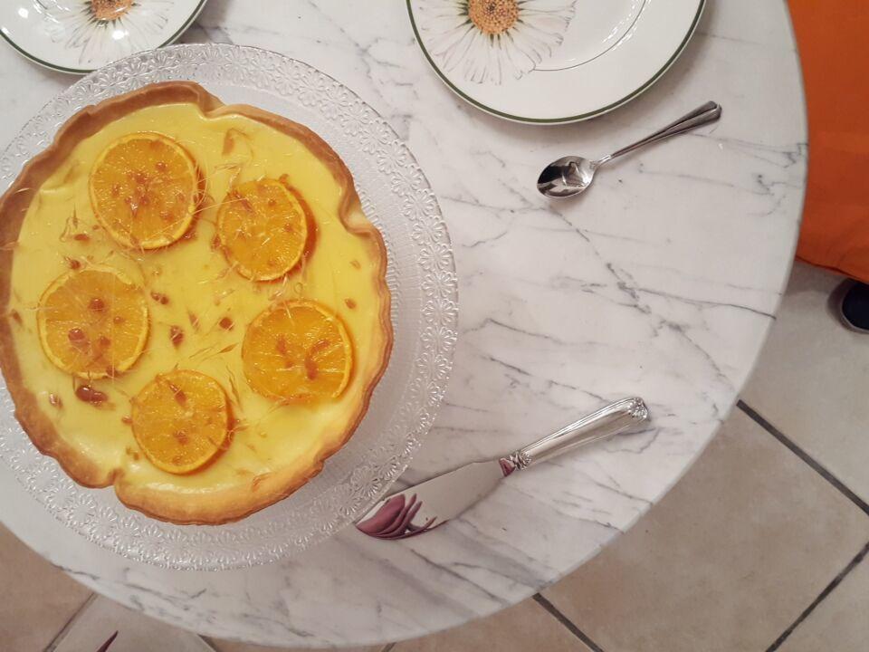 """""""Tartes gourmandissimes"""" à l'orange"""
