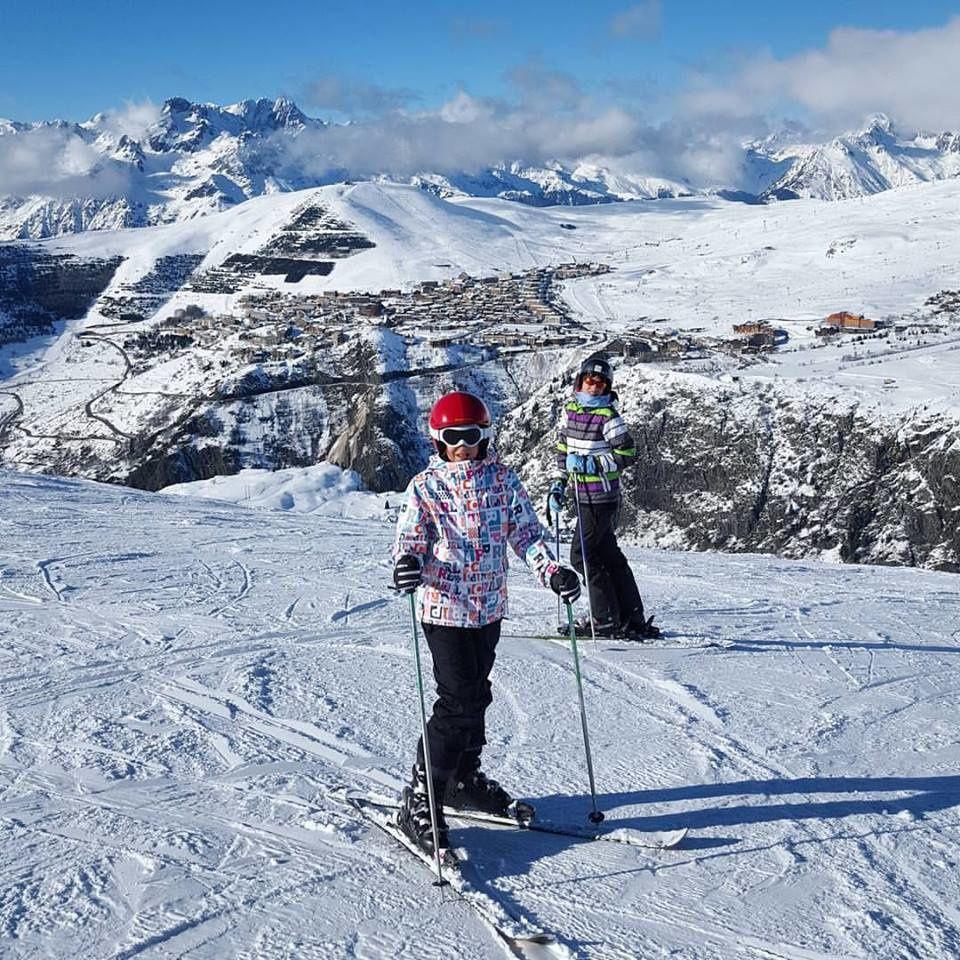 Survivre seule à la montagne avec 3 enfants