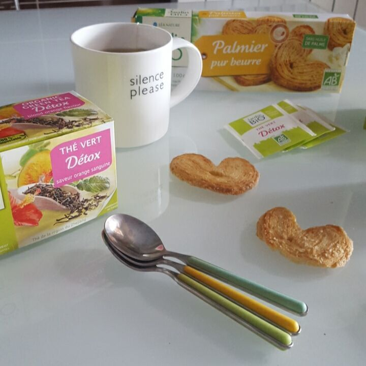 Plutôt thé vert ou tisane ?