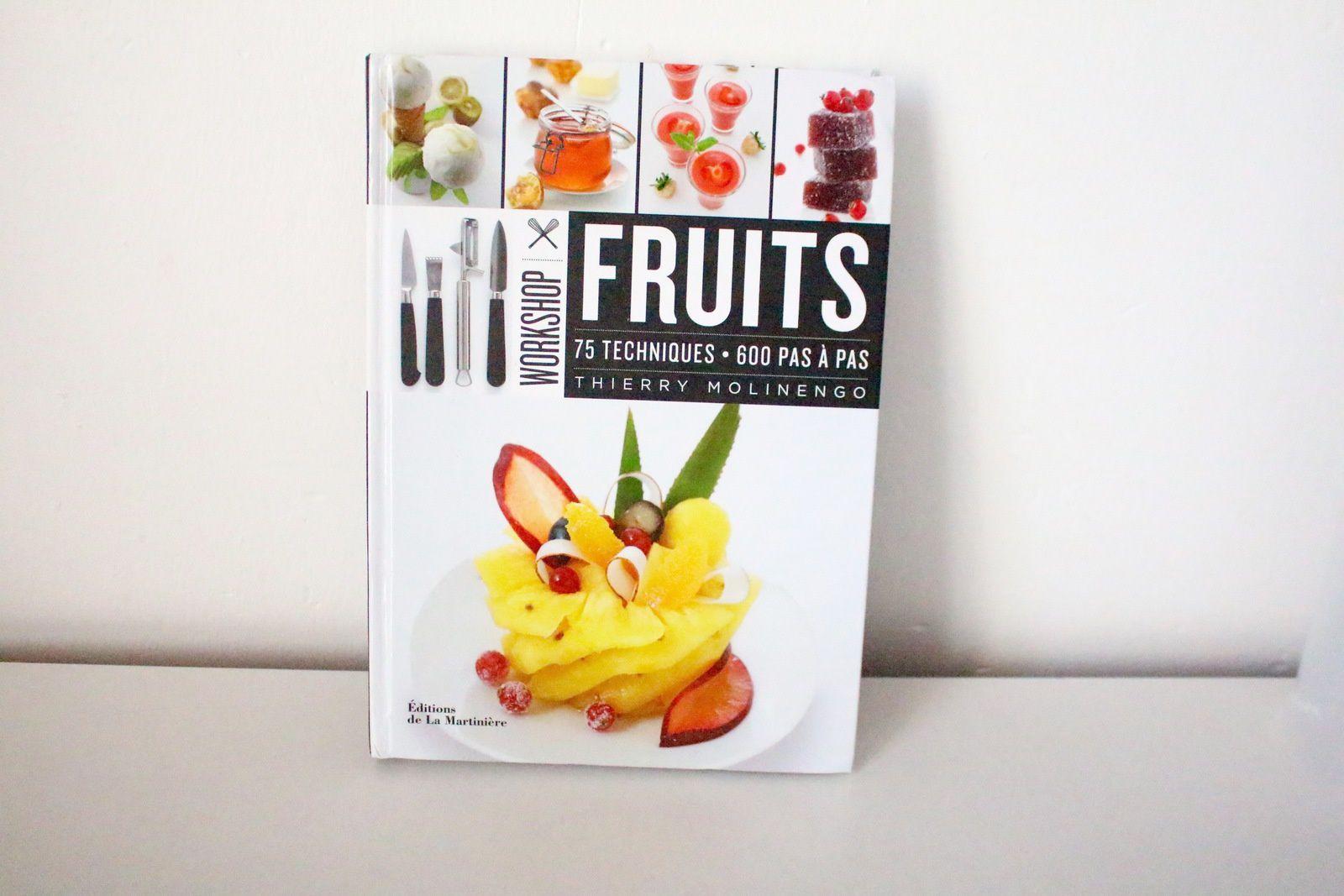 Workshop : FRUITS / Nems à la banane et au chocolat
