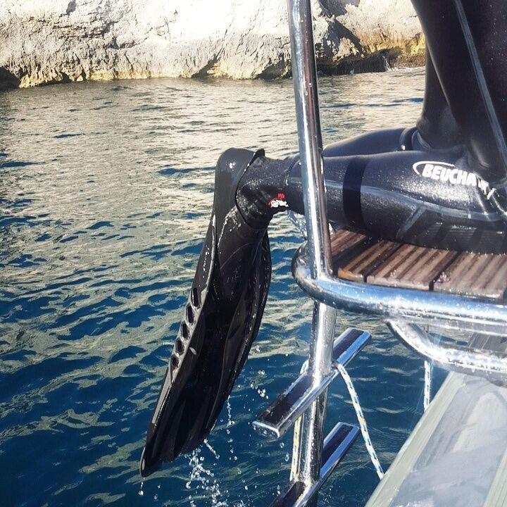 Snorkeling dans le Parc National des Calanques