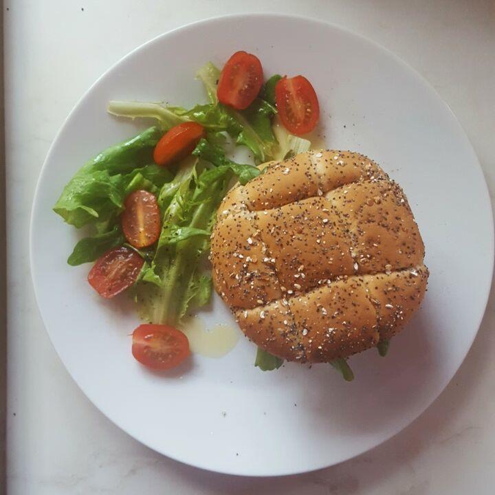 Burger d'été (nouvelle degustabox)