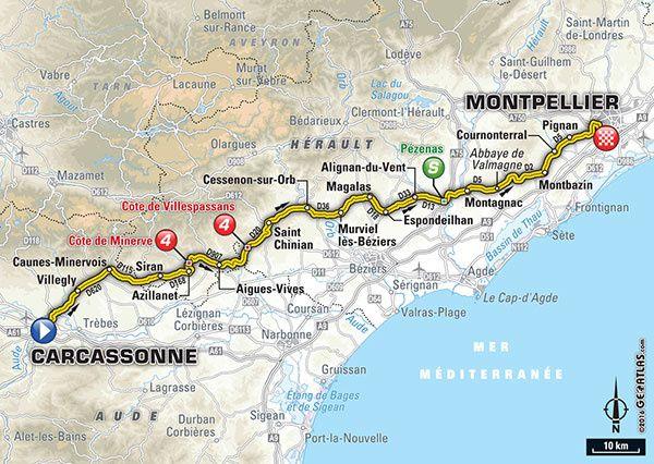 Le Tour de France, nouvelle étape
