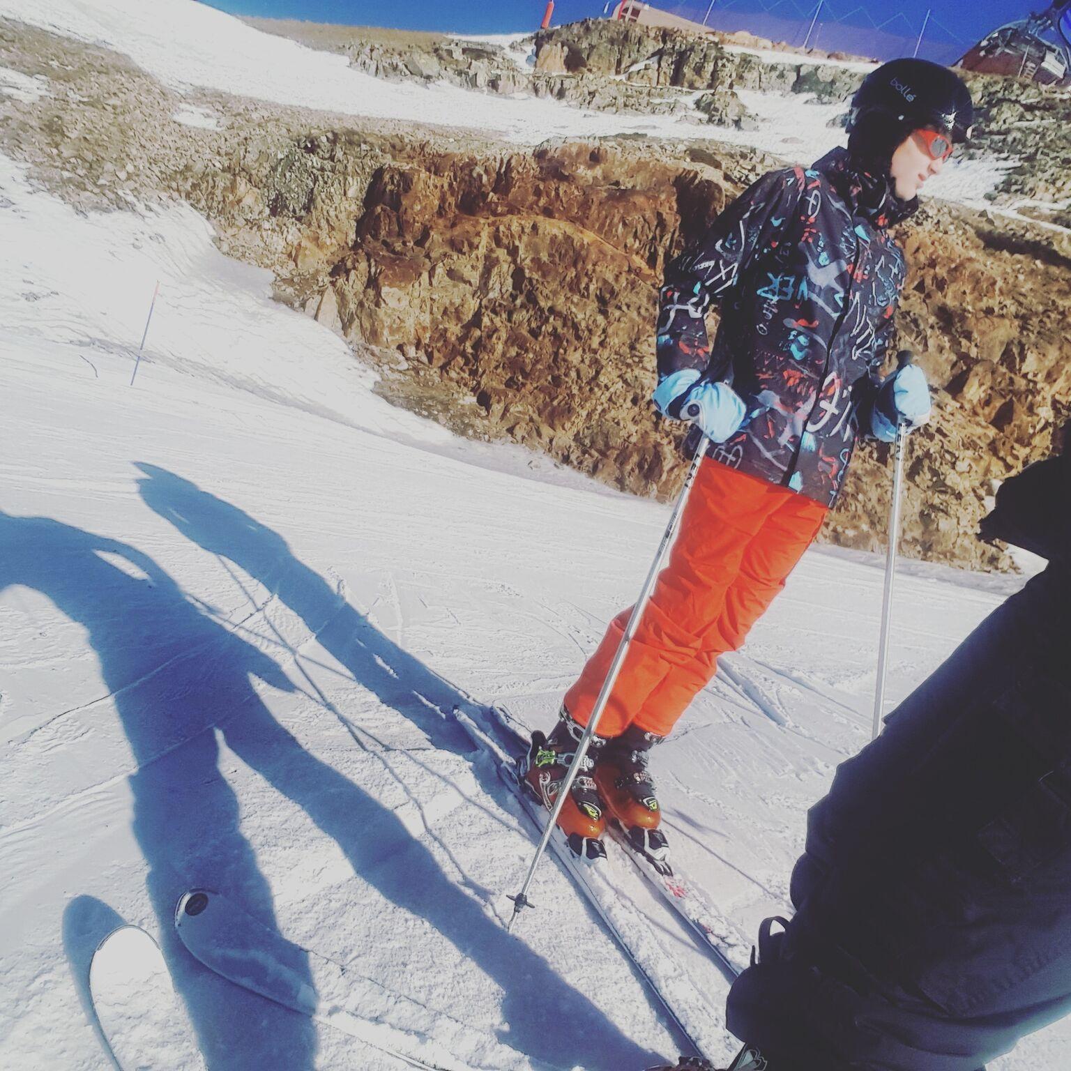 J'ai skié grâce à Skimium
