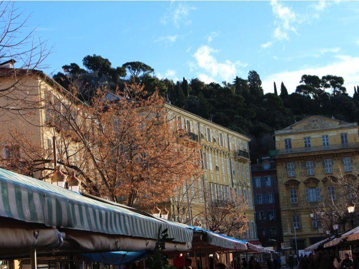 Un dimanche matin dans le Vieux Nice