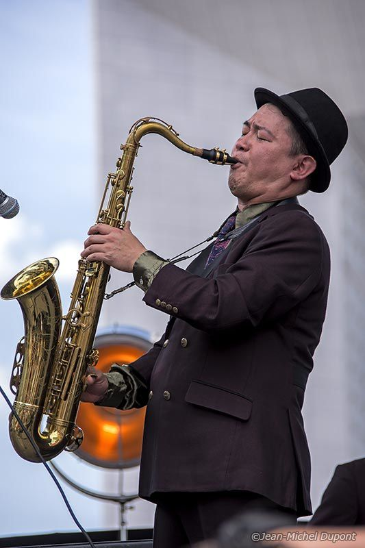 La Défense Jazz 2018