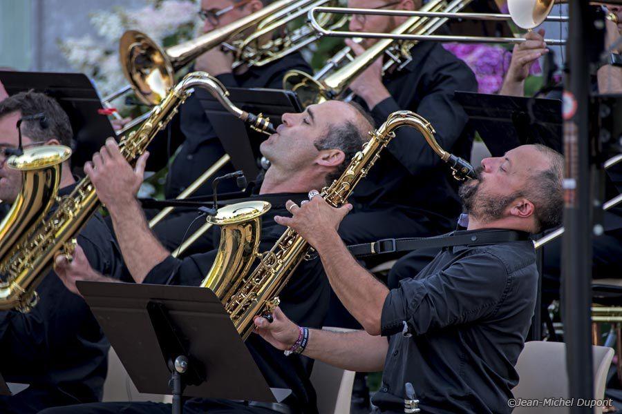 UNIVERS-JAZZ Big-Band