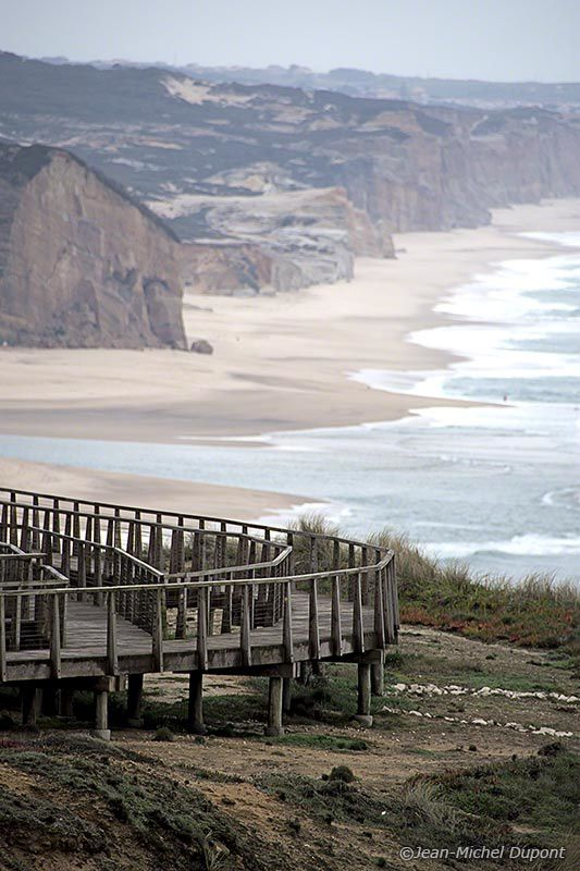 Foz do Arelho et São Martinho do Porto