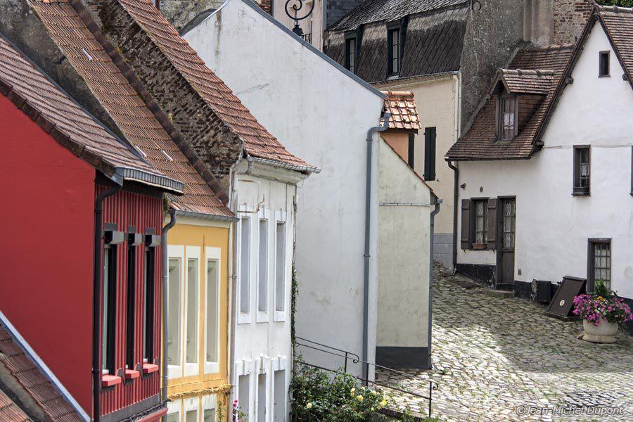 Montreuil-sur-Mer en couleur