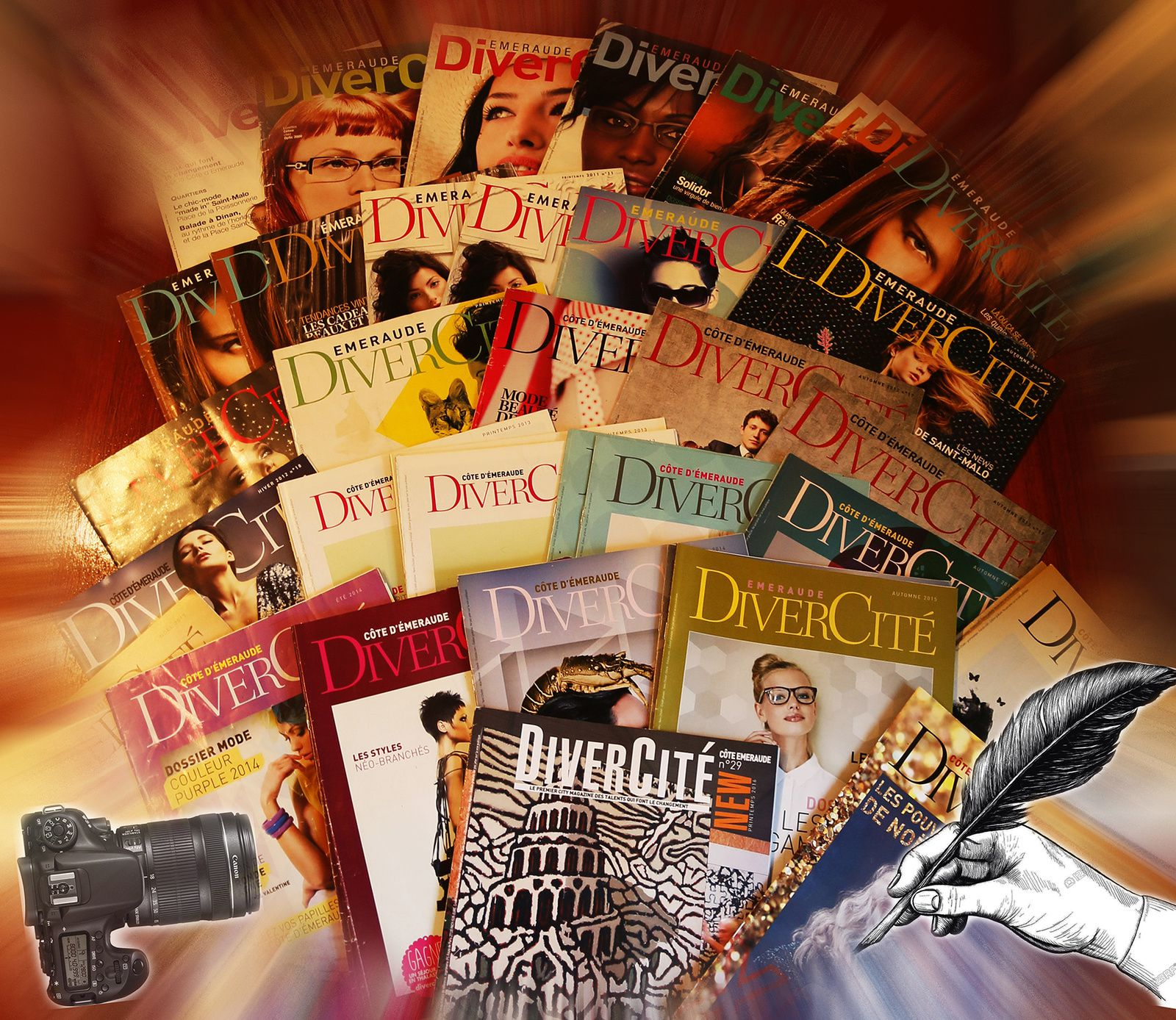 Magazine Divercite Cote d'Emeraude