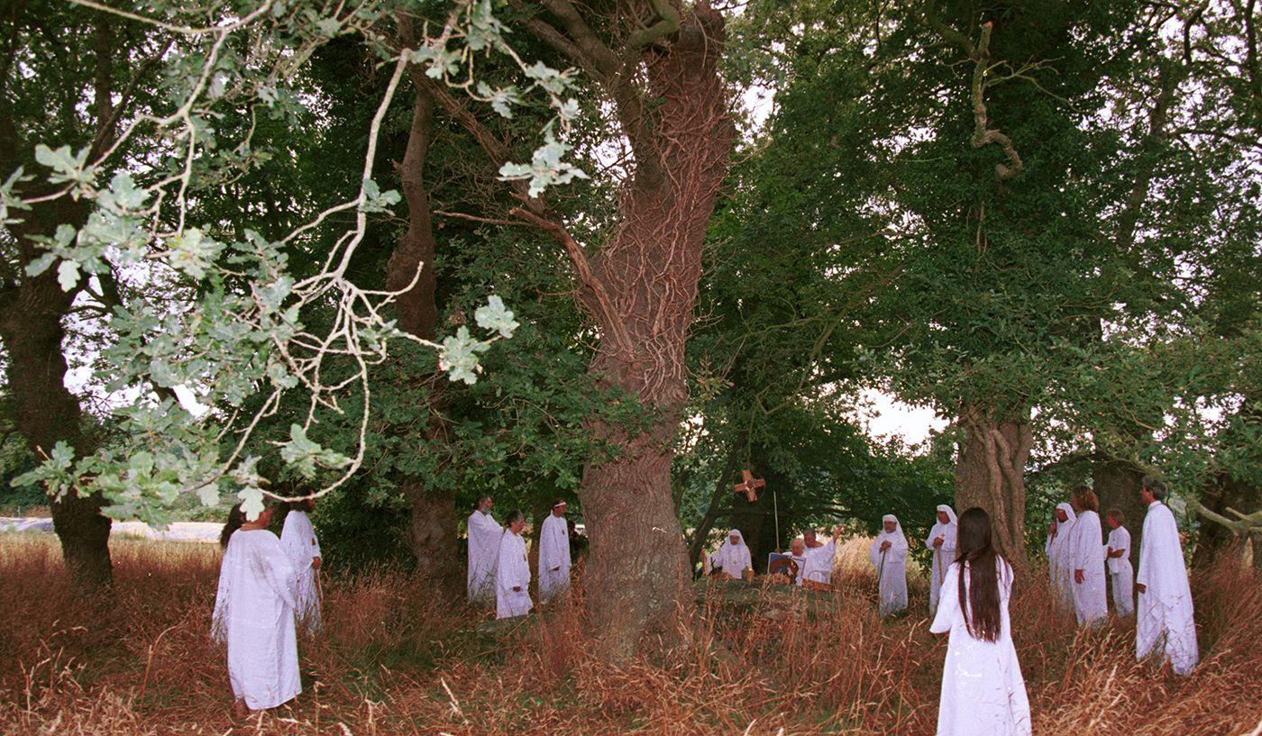 Les druides photo Yann Chollet photographe professionnel