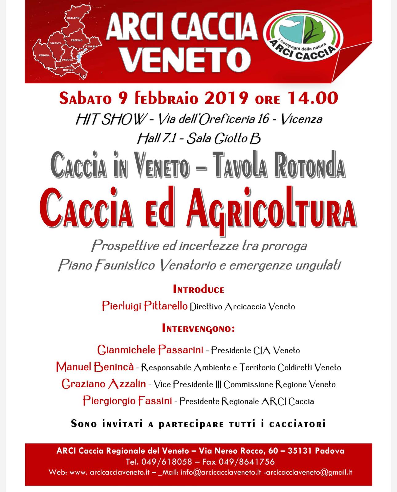 Fiera di Vicenza - Convegno