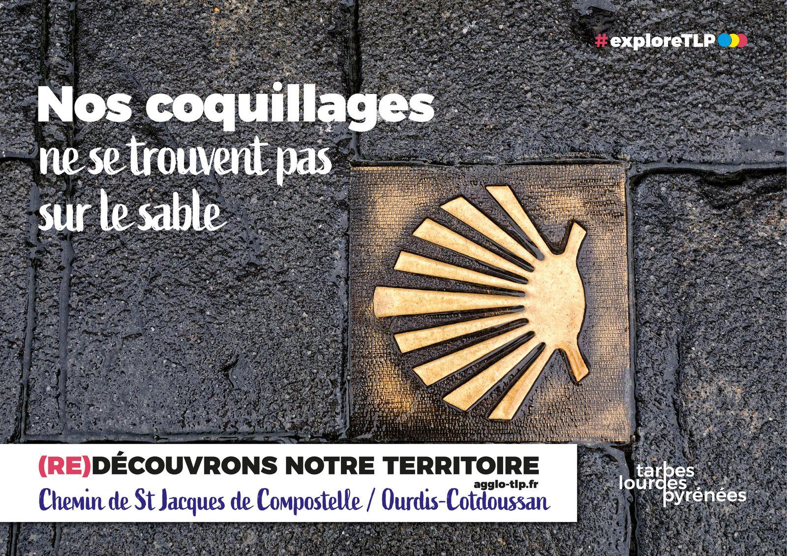 Campagne TLP Tarbes Lourdes Pyrénées, Parcours d'architecture, Jocelyn Lermé, Didier Sabarros, Atelier Edmond Lay, Barbazan-Debat, Hautes-Pyrénées, 2020