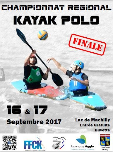 FINALE KAYAK POLO