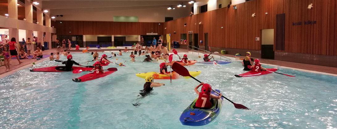 canoë kayak Annemasse  - Nuit de l'eau