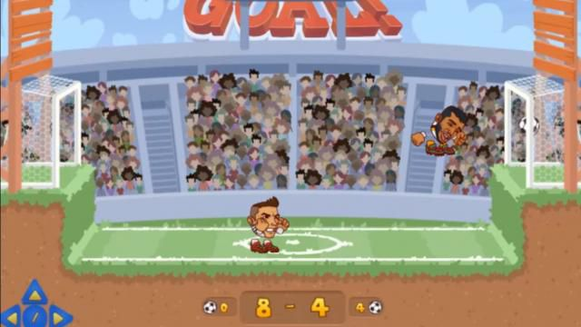 Heads Arena : Soccer all stars