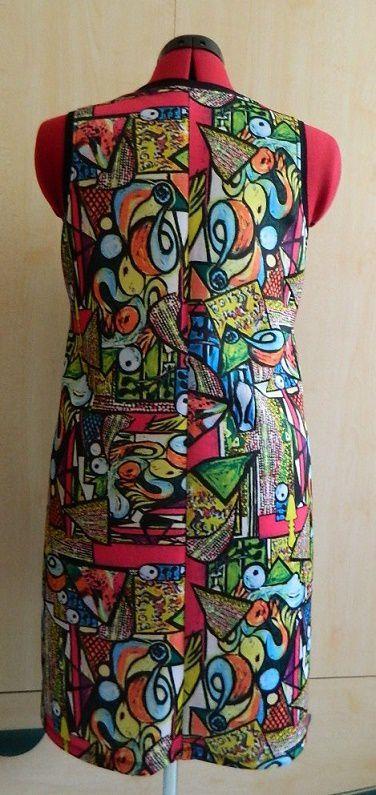 "Ma robe Arianne ""Picasso"""