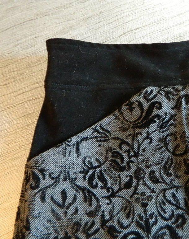 le détail de la poche