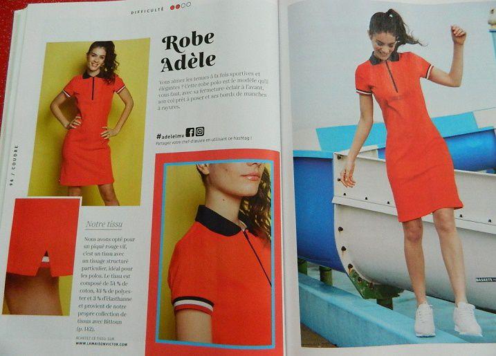 la robe Adèle