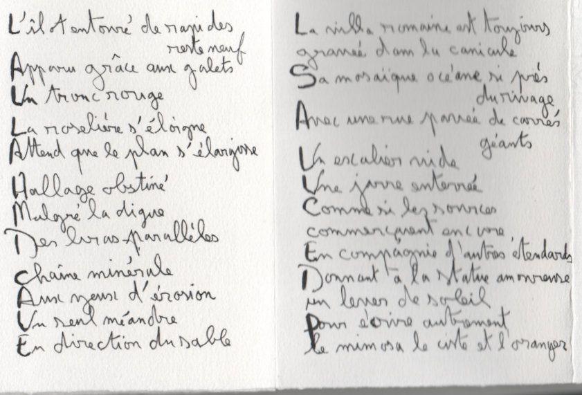 """Couverture et pages de """"TABLEAUX JUSQU'AU SOLEIL LEVANT"""", livre d'artiste de Régis Roux et Sandrine Hamaguchi.//Annonce de """"Japan culture"""" le 6 novembre aux Cléos Etoile-sur-Rhône"""