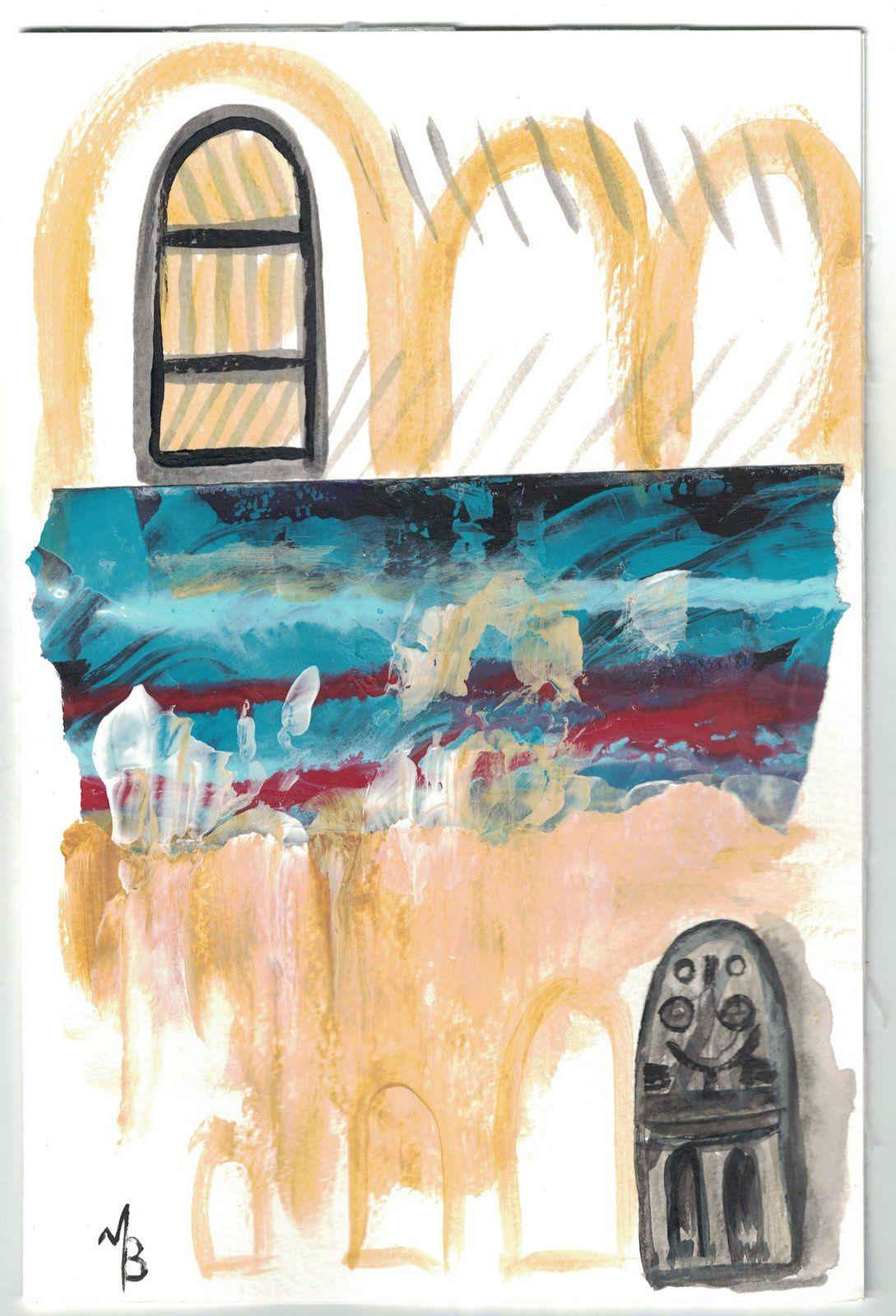 PLATEAU DES CONFLUENCE, livre d'artiste (Régis Roux/ Martine Boutet; 2017)