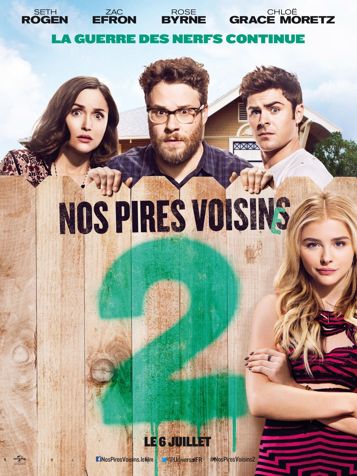 Nos pires voisins 2 - Film review