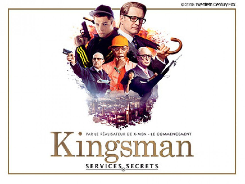 Kingsman - Matthew Vaughn (film review)