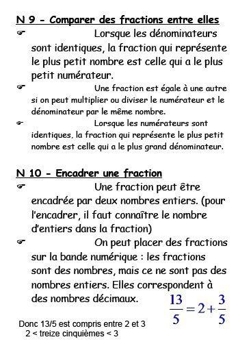 Règles de numération