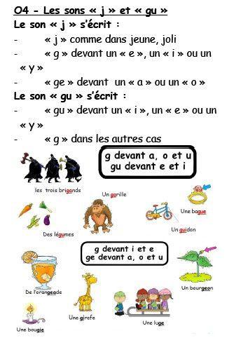 Règles d'orthographe