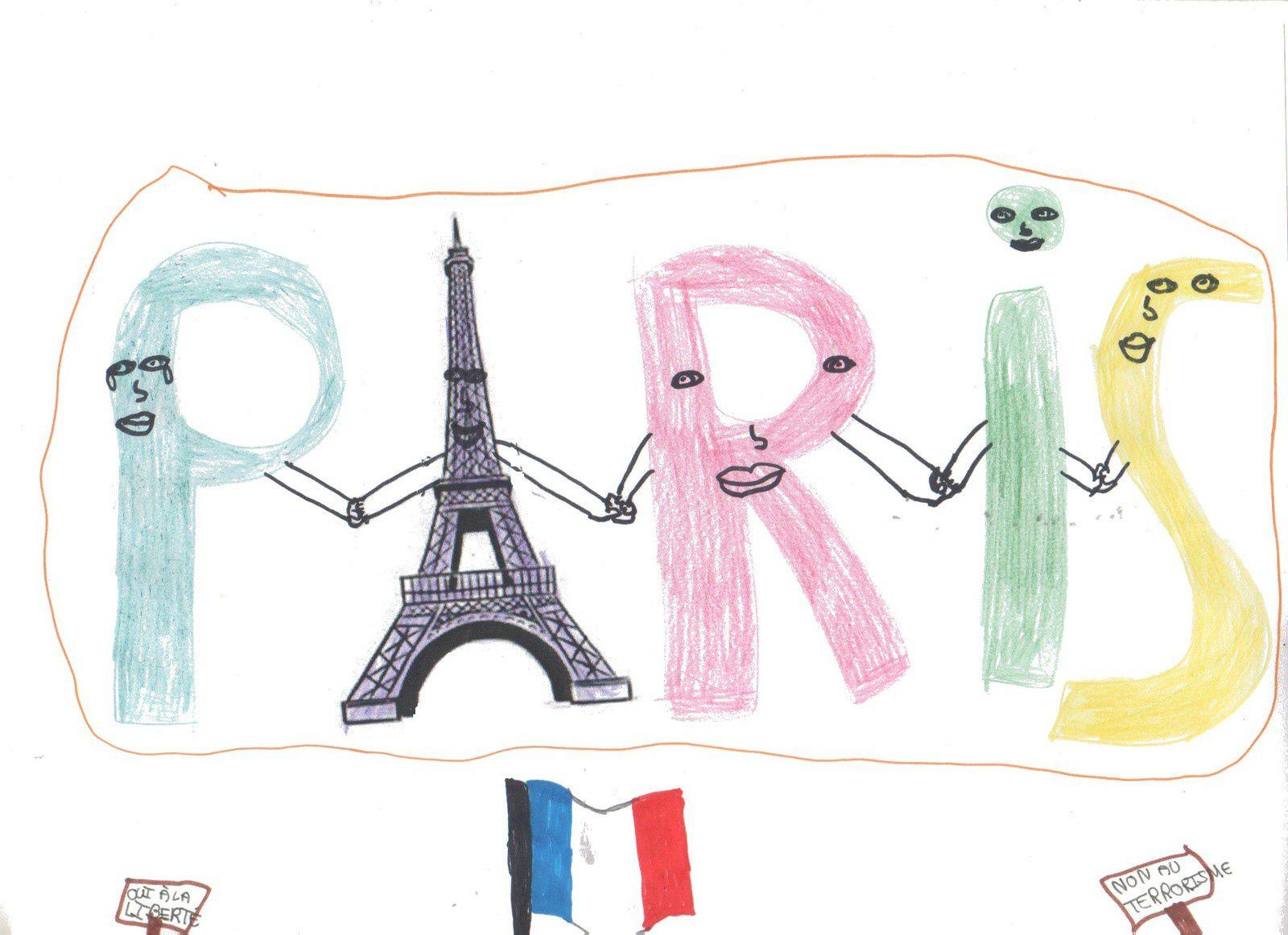 S'exprimer sur les attentats de Paris en cycle 3