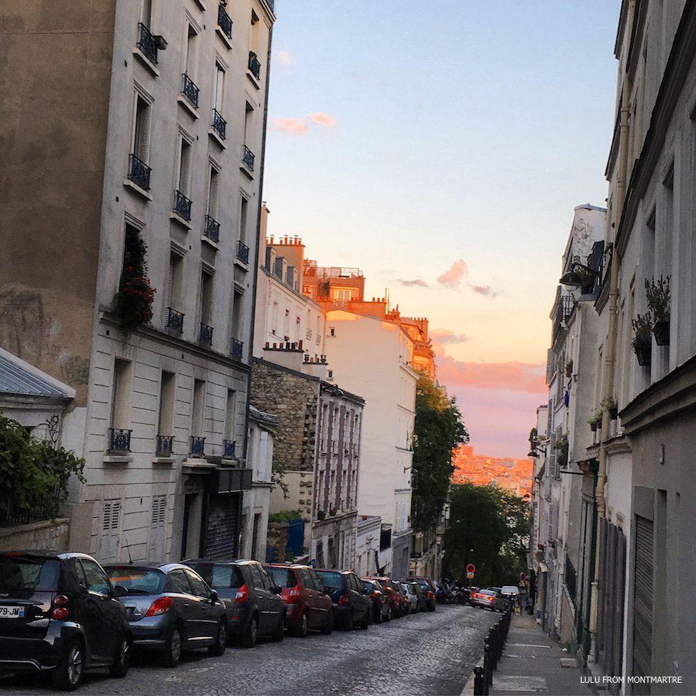 01. Lumières d'automne à Montmartre, 75018