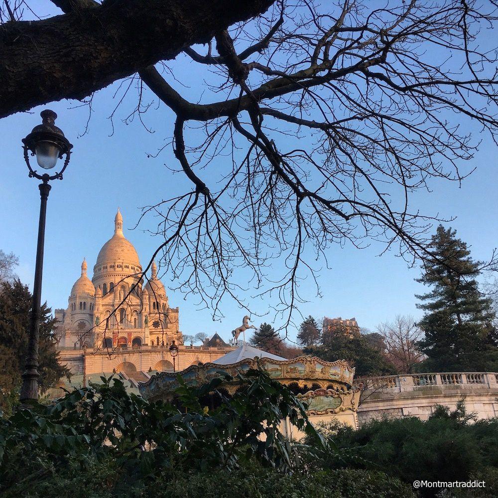 05. Sacré Coeur rose, Montmartre 75018