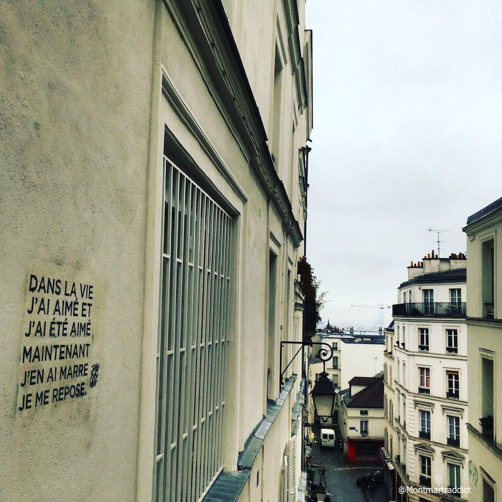 05. Comme un lundi à Montmartre, 75018