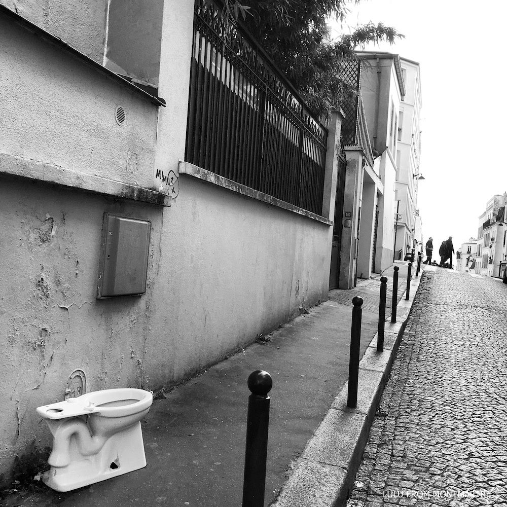 03. Lost in Montmartre, 75018
