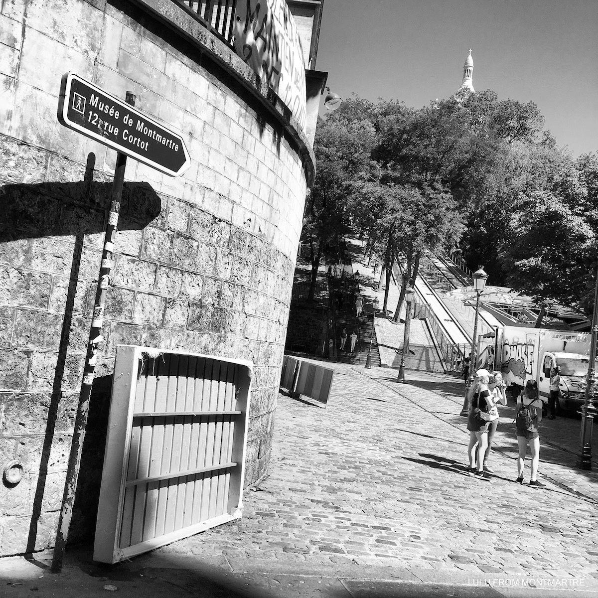 05. Lost in Montmartre, 75018