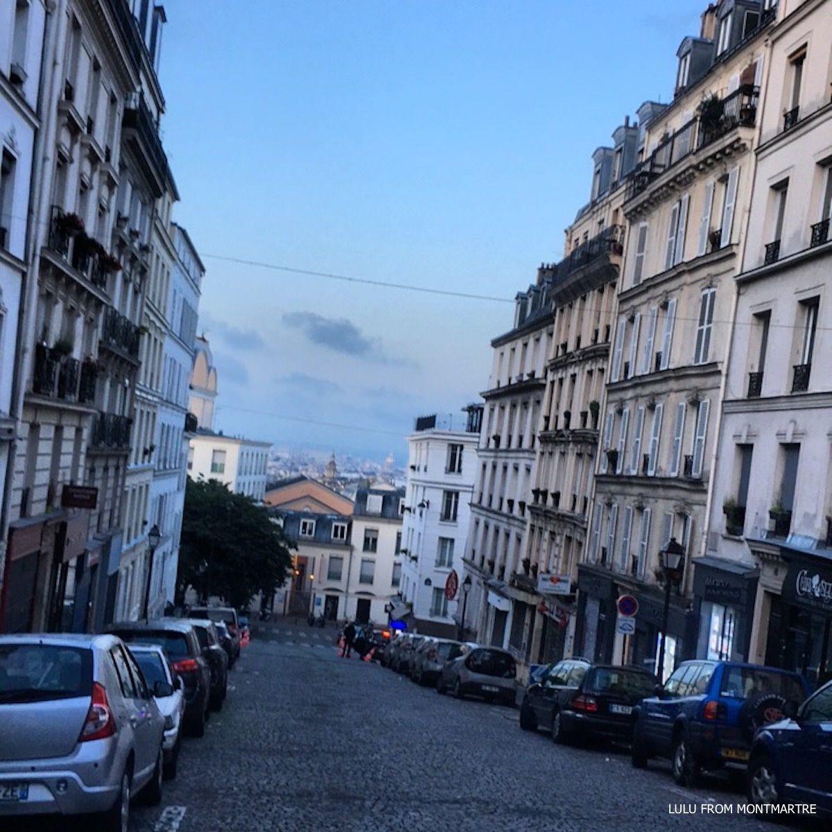 05. La photo du jeudi, Montmartre 75018