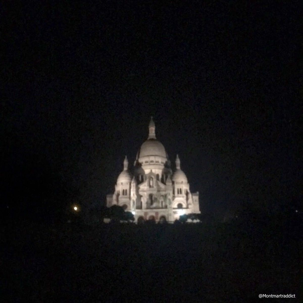03. Montmartre by night, 75018