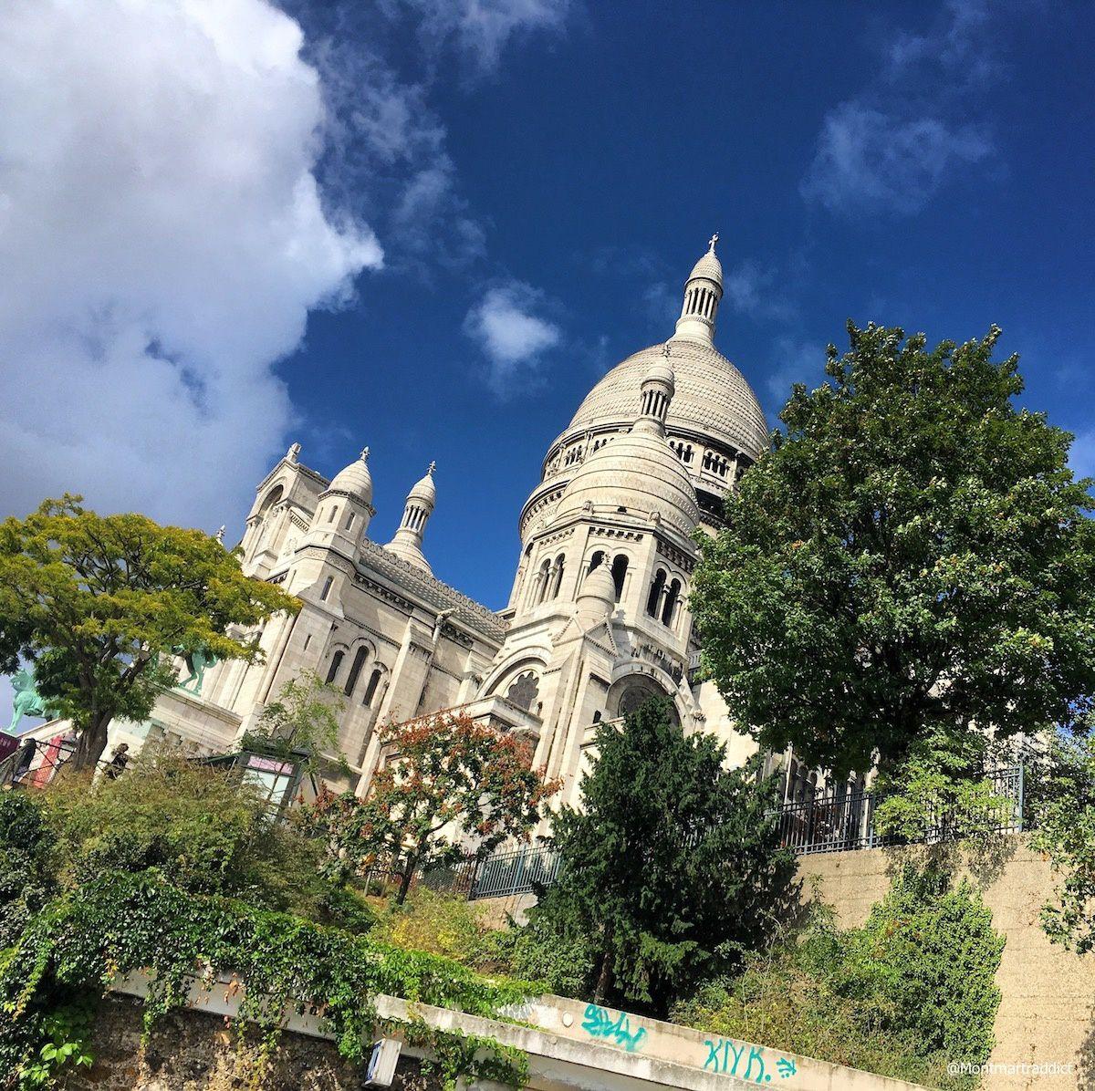 03. Carte postale, Montmartre 75018