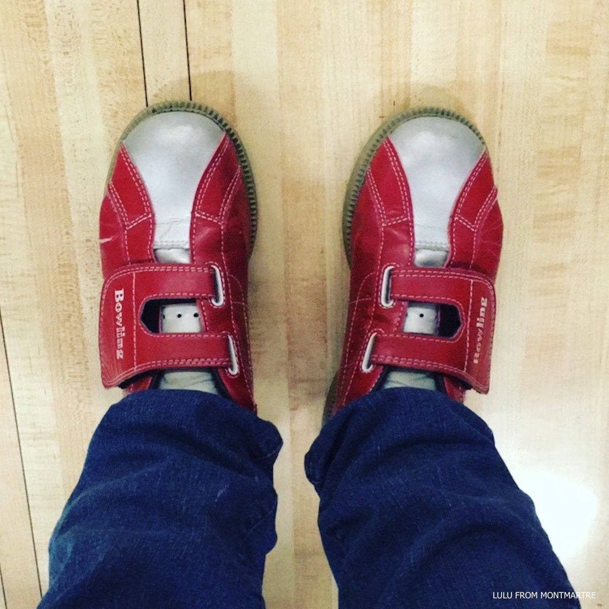08. Bowling shoes