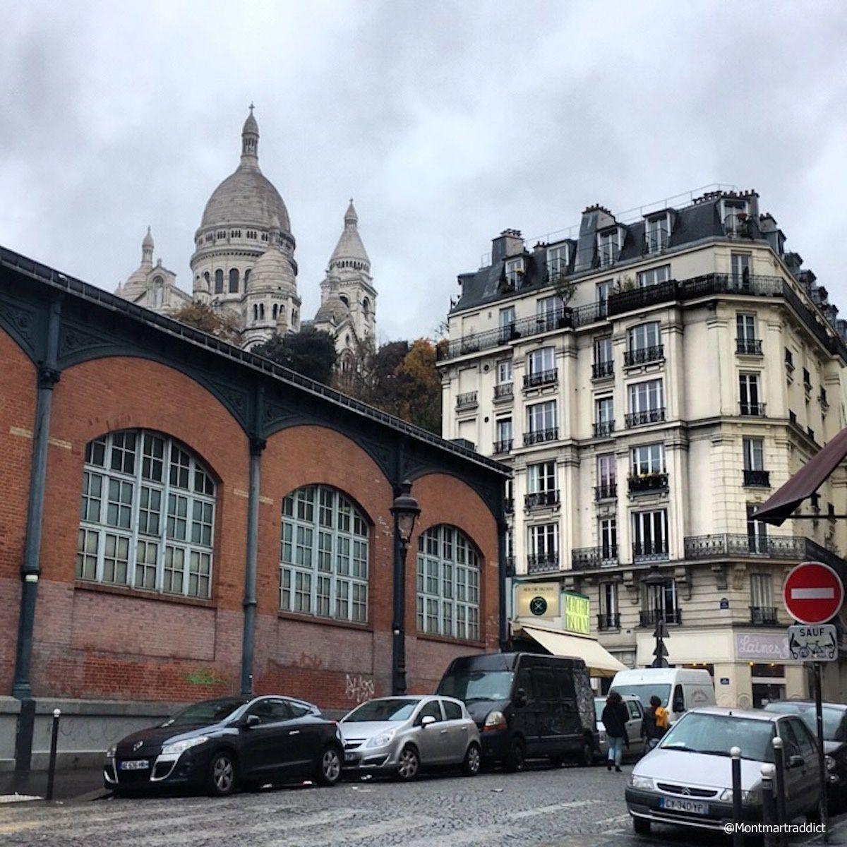 05. Rainy samedi, Montmartre 75018