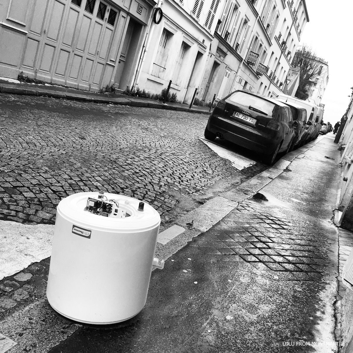 11. Lost in Montmartre, 75018