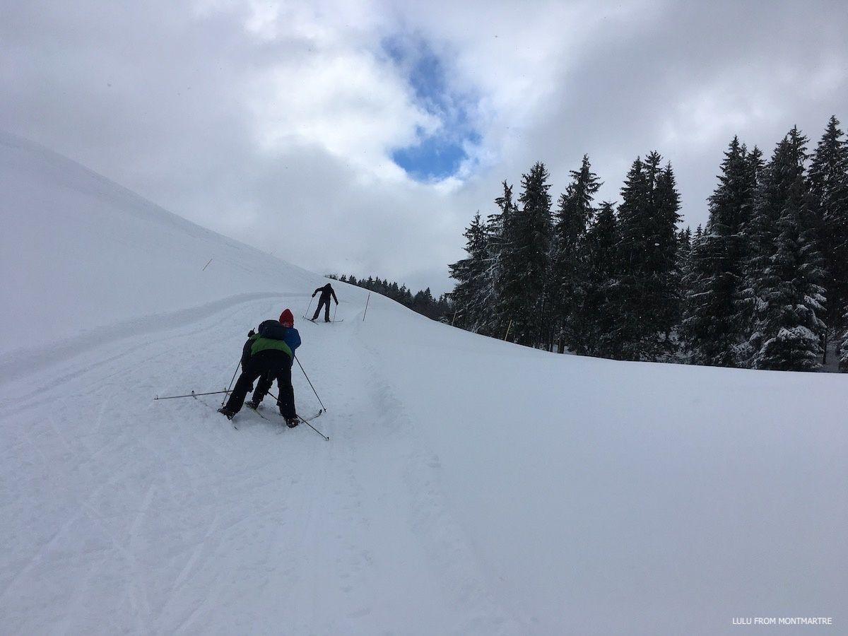 Le jour où on a voulu voir la neige dans le Jura