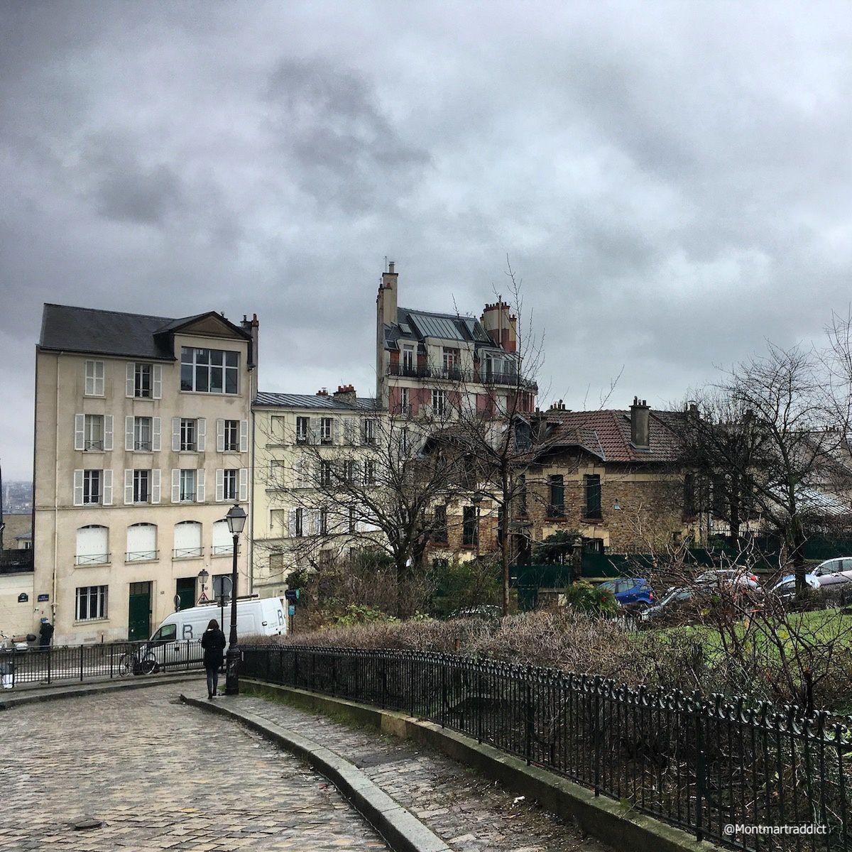 03. Comme un lundi à Montmartre, 75018